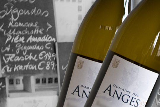 Domaine des Anges bei Jo´s Weindepot