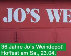 Hoffest am 23.04.!