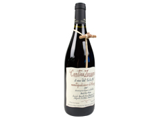 2010 Cantina Zaccagnini, Montepulciano d'Abruzzo, HK bei Jo´s Weindepot