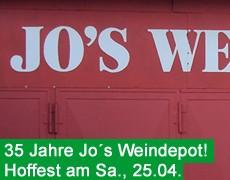 Hoffest am 26.04.!