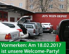 Willkommensfest am 18.02.2017