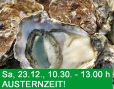 23.12.: Austernzeit!