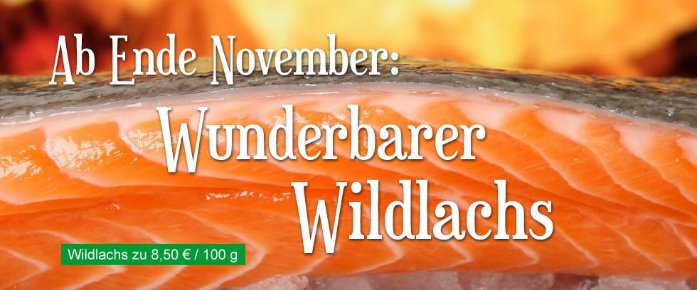 Wildlachs Winteraktion 2019